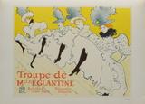 La troupe de Melle Eglantine