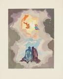 Divine Comedie  Paradis 15: Extase De Dante