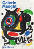 Galerie Maeght, Sculptures Reproduction pour collectionneurs par Joan Miró