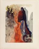 Divine Comedie  Enfer 34: Apparition de Dante