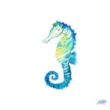 Sea Creatures IV Reproduction d'art par Julie DeRice