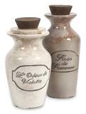 Charlotte Terracotta Perfume Bottle Set
