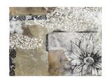 Collage Fleur II
