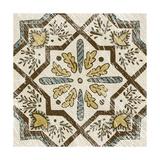 Non-Embellished Batik Square V