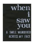 When I Saw You II