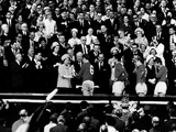 1966 World Cup Final: Queen Elizabeth II and Bobby Moore