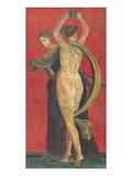 Pompeian Art  Dancing Women