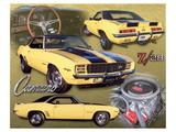 1969 Z28 Camaro