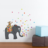Party Time Wall Decal