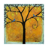Yellow Tree of Life