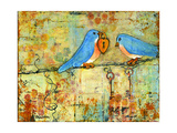 Key to My Heart Birds on a Wire