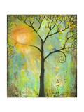 Tree Print Art Hello Sunshine