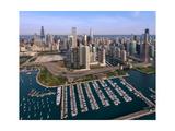 DuSable Harbor Chicago