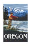 Oregon Fly Fisherman Pal 617