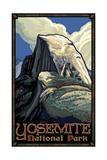 Yosemite Half Dome PAL 90