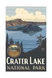 Crater Lake National Park Oregon Pal 1144