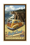 Pacific Coast Highway Woody Pal 063