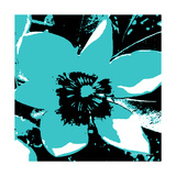 Blooming Turquoise