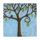 Blue Tree of Life