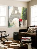 Paris Romance II Toile Murale Géante par Marco Fabiano