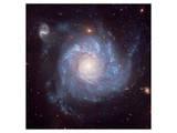 NASA - Pinwheel-Shaped Galaxy