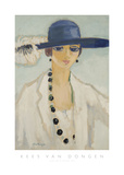 Lady with Beads  1923