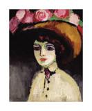 The Parisienne of Montmartre  1903