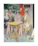 The Cairo Bar  1920