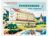 Hotell Vossevangen  Voss-Norway