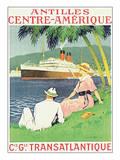 Antilles  Centre-Amerique