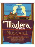 California Muscatel  Madera
