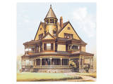 Victorian House  No 8