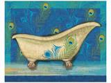 Peacock Bath IV