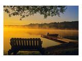 Tilton Lake Sunrise