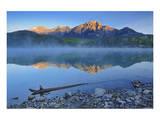 Morning at Patricia Lake