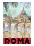 Rome  Saint Peter  Tiber River