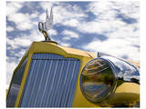 Yellow Packard