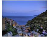 Manarola Looking towards Ligurian Sea