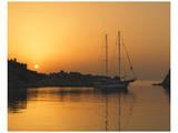 Turkey  Gulet at Dawn