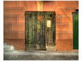 Camogli Green Doors