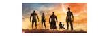 Guardians of the Galaxy - Star-Lord  Rocket Raccoon  Drax  Gamora  Groot