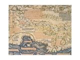 World Map  1449  Detail: Northern Africa