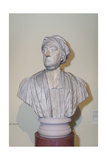 Bust of Canon Edward Finch  1728