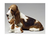 Basset Hound and Puppy