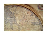 Cartography  World Map by Camaldolese Monk Fra Mauro  1449
