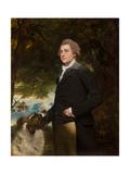 Portrait of Sir John Honywood  1784