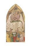 The Coronation of the Virgin  C1370