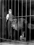 "Charlie Chaplin Filming ""The Circus"" 1928"