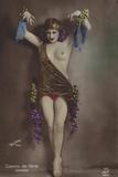 Josane  Dancer at the Casino De Paris
