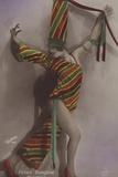 Panajotowa  Dancer at the Folies Bergere